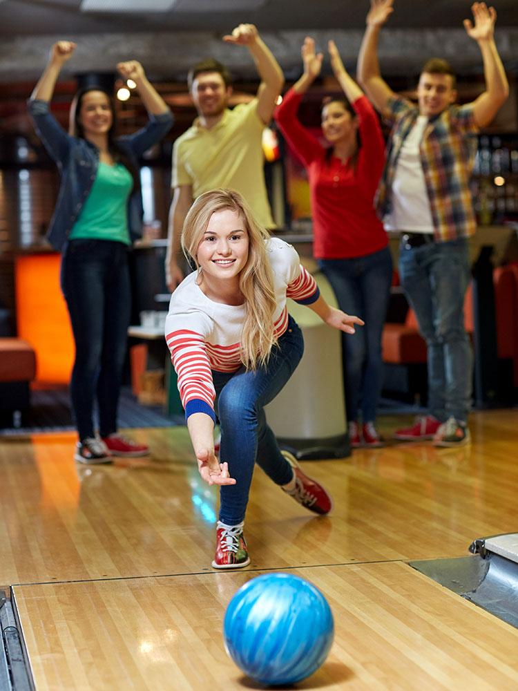 Boondocks - Group Bowling