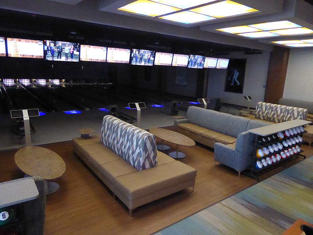 Boondocks Parker - VIP Lounge