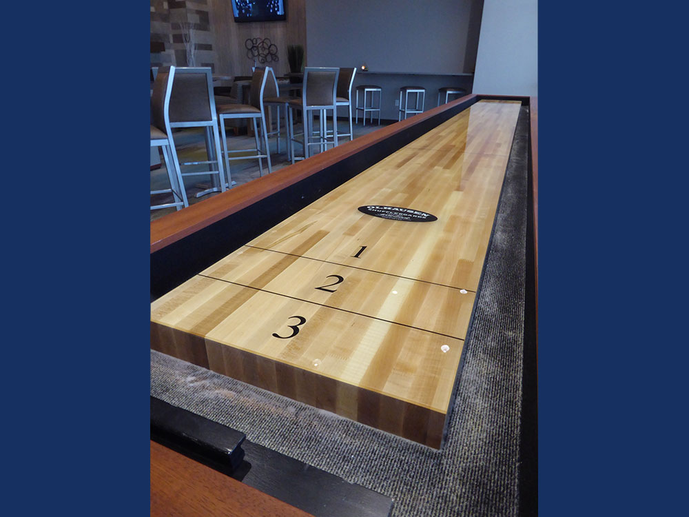 Boondocks Parker - Shuffle Board In The VIP Lounge