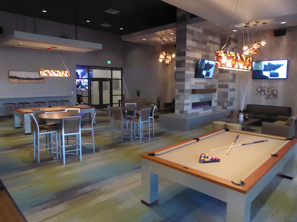 Boondocks Parker - VIP Lounge Suite
